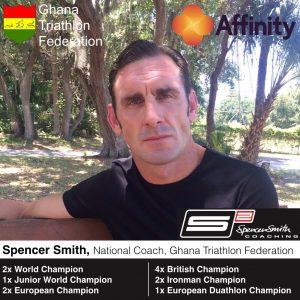 Spencer Smith - National Coach